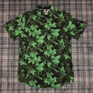 """Adidas """"Leaf"""" Button Down"""